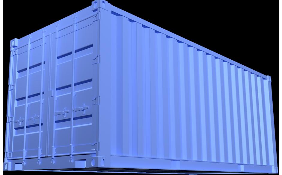 Стоимость экспедирования одного контейнера