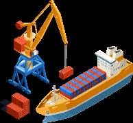 Схема перевозки грузов