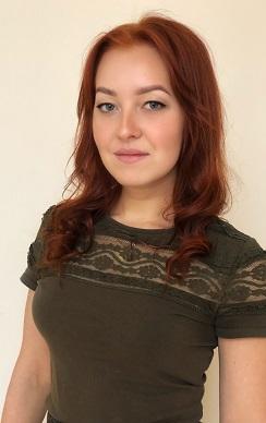 Кашалкина Алёна. Отдел мультимодальных перевозок