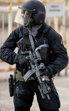 Айдар. Отдел службы безопасности